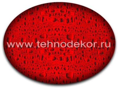 Вид покрытия на урасном базовом фоне
