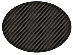 Вид покрытия на черном базовом цвете