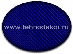 Вид покрытия на синем базовом фоне
