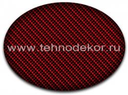 Вид покрытия на красном базовом фоне