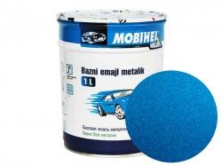 Краска 1К металлик - синяя