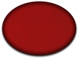 Вид пленки на красном базовом фоне